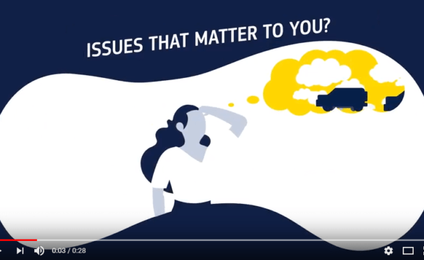 European Citizens' Initiative: What is it? (Teaser)