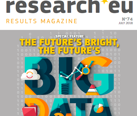 Research*eu results magazine N° 74, July 2018