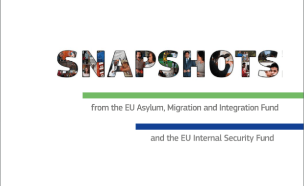 Snapshots from the EU Asylum, Migration and Integration Fund and the EU Internal Security Fund