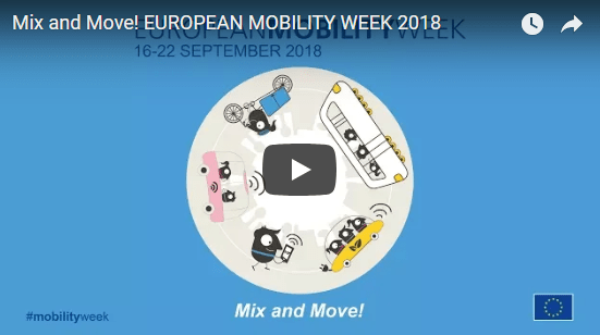 Mix and Move! EUROPEAN MOBILITY WEEK 2018