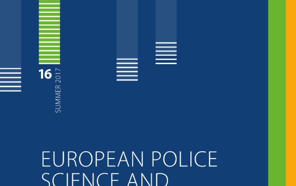 European police science and research bulletin: Issue 16, Summer 2017