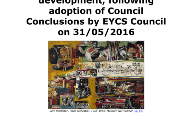 Evaluation of Europeana and orientations for its future development, following adoption of Council conclusions by EYCS Council on 31/05/2016. Final report : Study