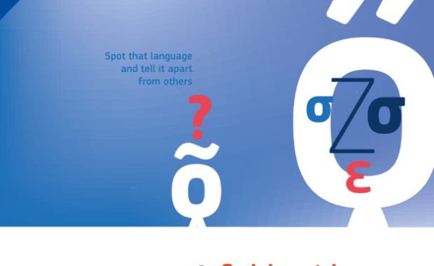 A field guide to the main languages of Europe