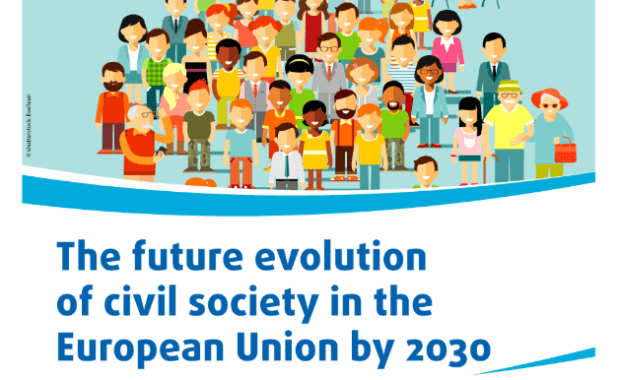 The future evolution of civil society in the European Union by 2030 : Study