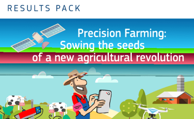 Precision farming : Sowing the seeds of a new agricultural revolution