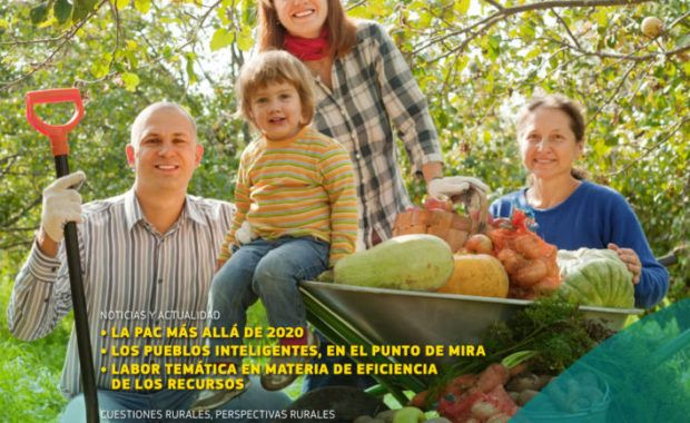 Rural connections: La revista sobre desarrollo rural europeo. Primavera/verano 2018