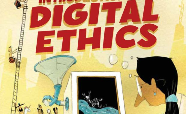 The European Data Protection Supervisor presents: The cartoon introduction to digital ethics