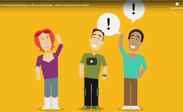 The EU's Structured Dialogue with young people – what it is and how it works!