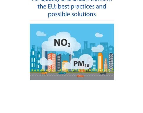 Air Quality and urban traffic in the EU: Best practices and possible solutions – Study