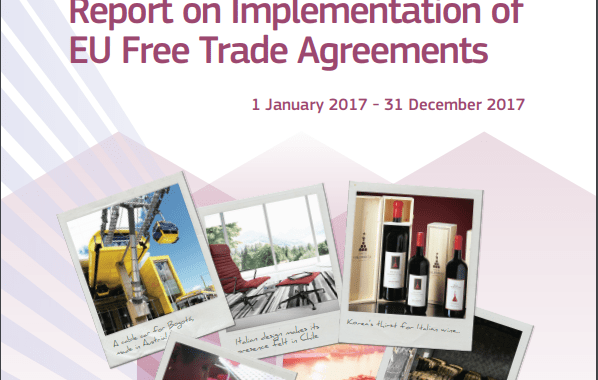 Report on Implementation of EU Free Trade Agreements