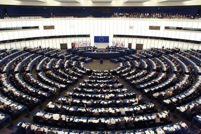 Parlamento europeo reunido