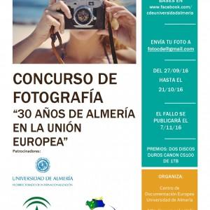 Cartel Concurso de Fotografía - ampliación