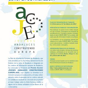 Premio escolar JACE edición XI