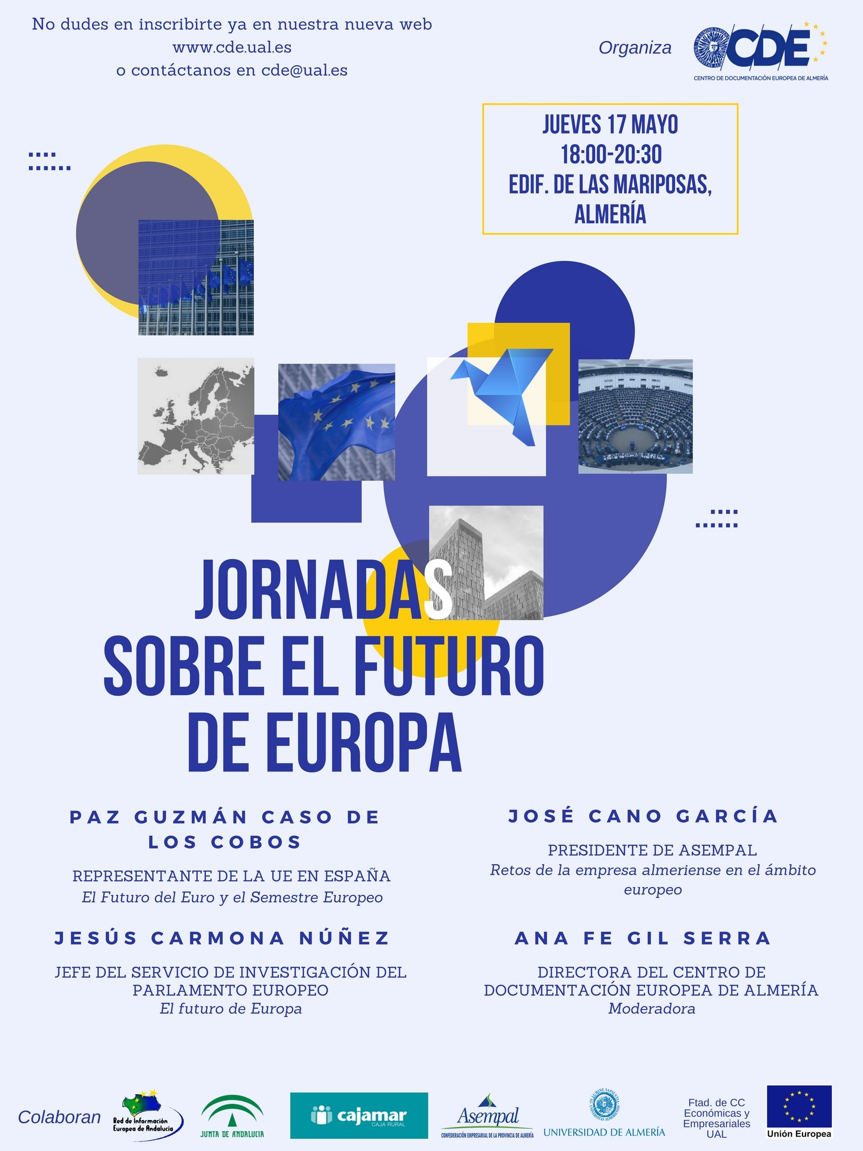 Jornada sobre el Futuro de Europa