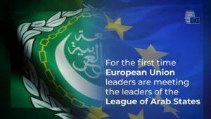 Cumbre Liga de Estados Árabes-UE