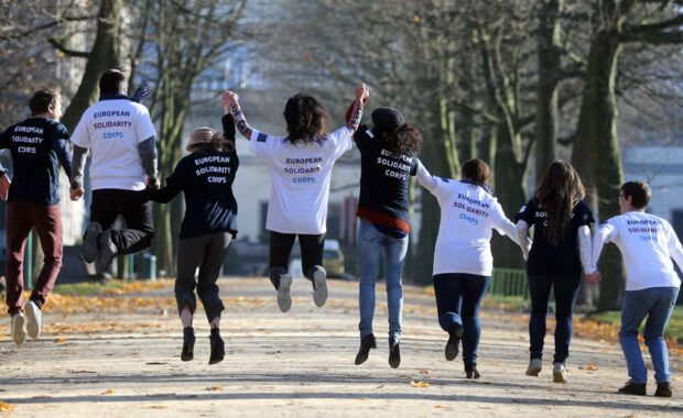 Cuerpo Europeo Solidad: nuesvo presupuesto y programa para 2012-2017