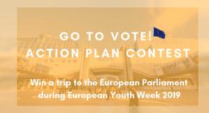 Go to vote! Concurso
