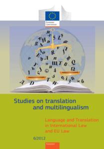 Estudio sobre la traducción jurídica