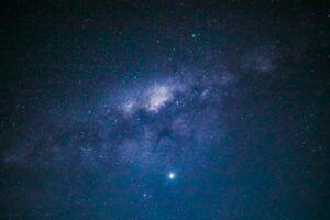 Vista del espacio