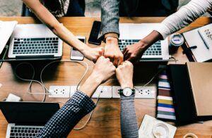 colaborar, TIc, tecnología, compromiso, negocio