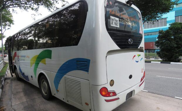 autobús, bus, transporte