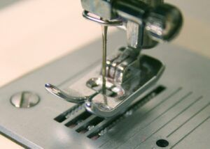 máquina de coser actual