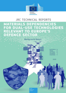 Materials dependecies for dual-use technologies