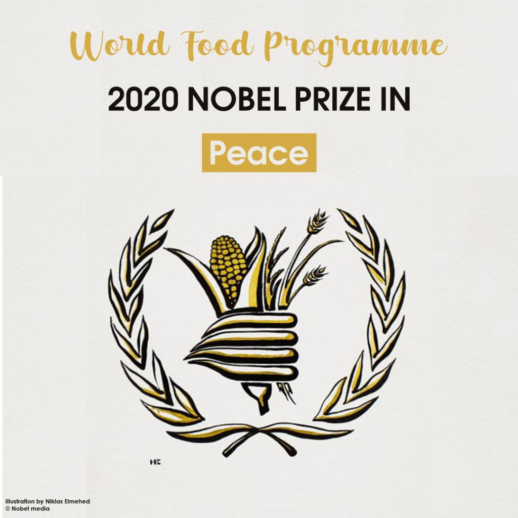 Peace Nobel , Programa Mundial de Alimentos