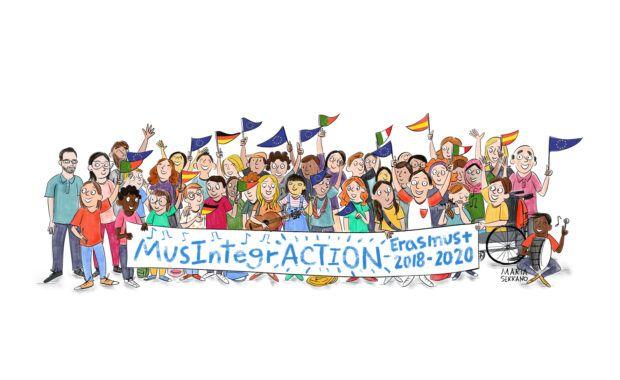 Musintergacción Erasmus+