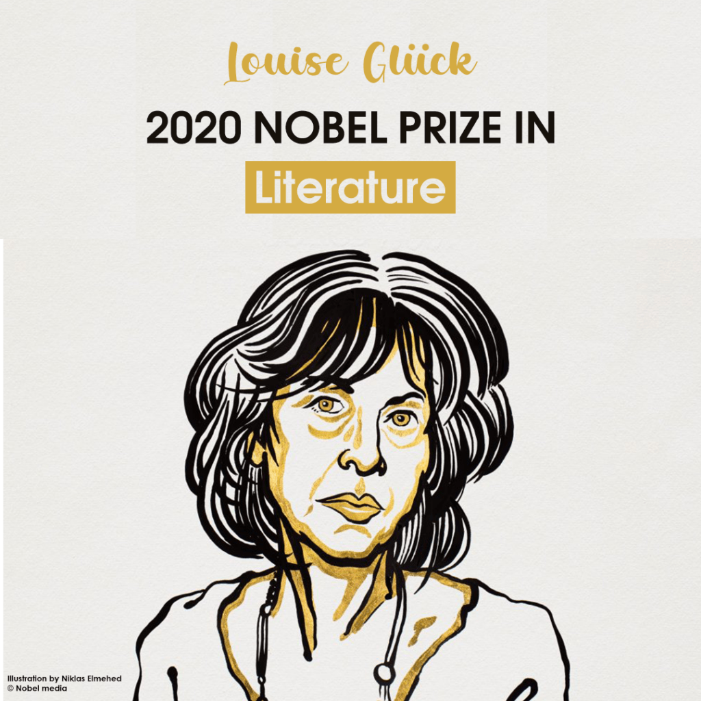 Louise Gluck Literatura Nobel ,