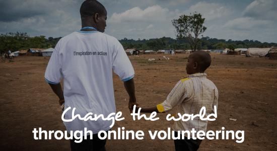 UN Online Volunteers