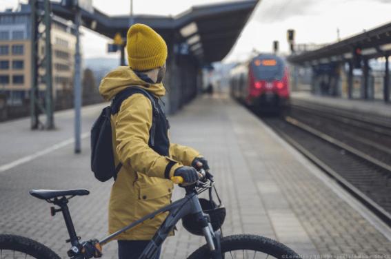 Nuevas reglas para llevar la bicicleta en el tren